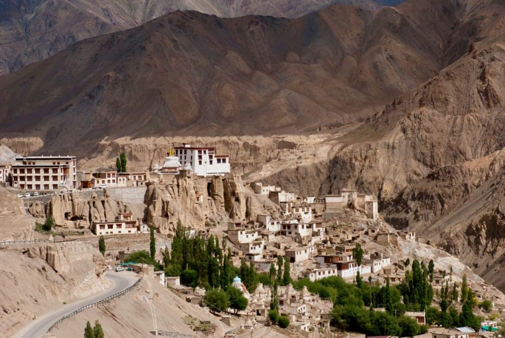 Lamayuru Village in Ladakh