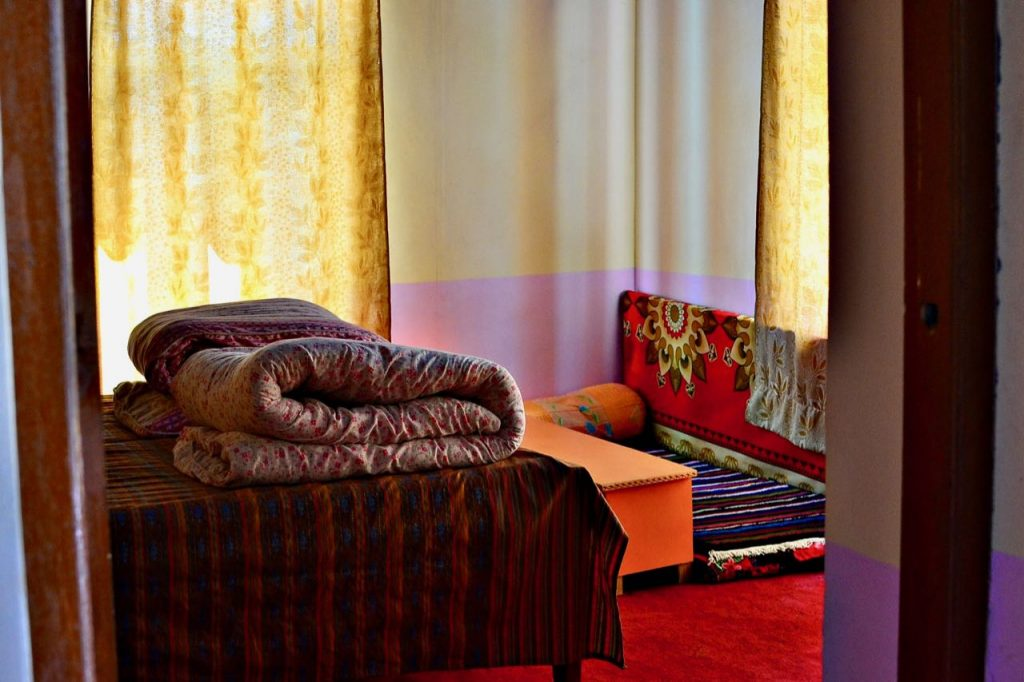 Rooms at Sonam Tara Homestay