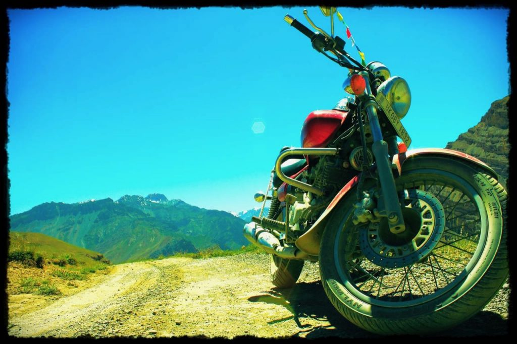 Let's know some tips on bike trip to Spiti Valley