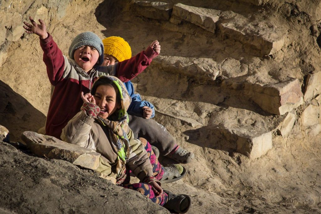 Life In Spiti - Spread Smiles
