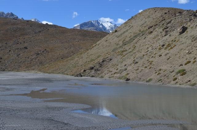 Sopona Lake - The dried version