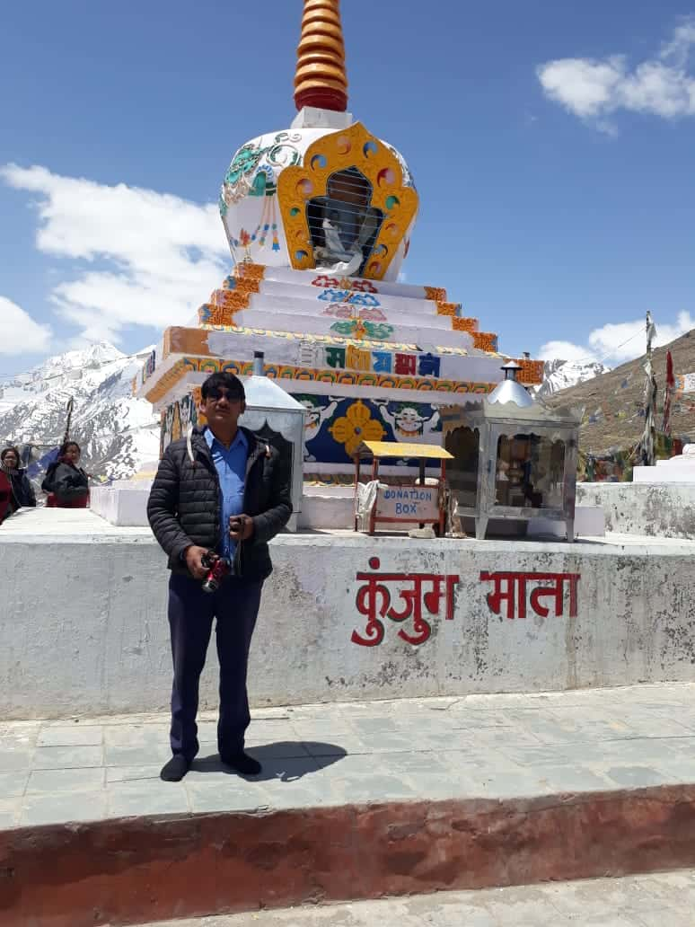 Prem Singh Local Driver Spiti