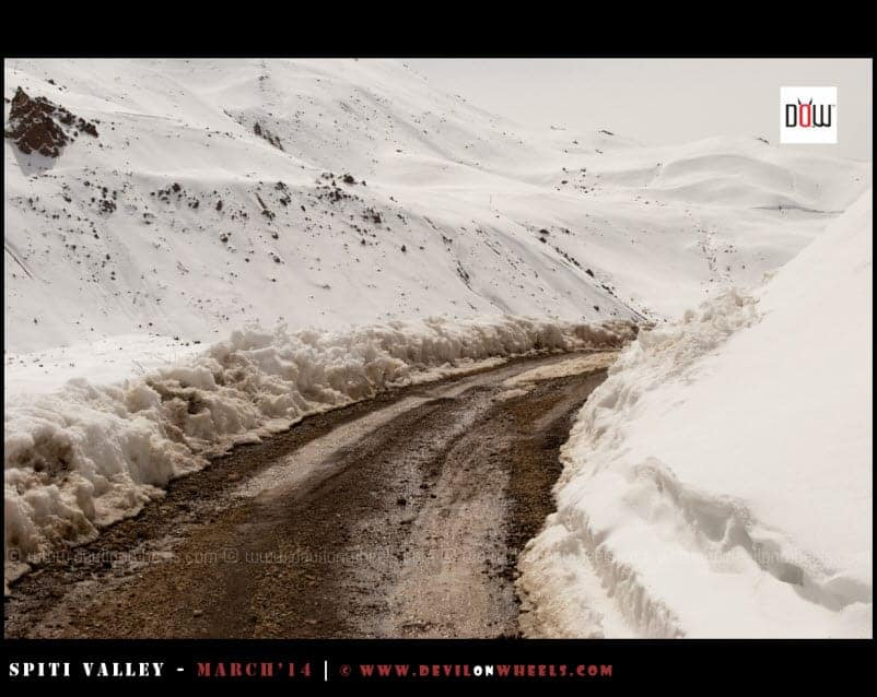 Road to Rama – Lhalung Village on a winter trip to Spiti Valley