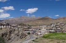 Kibber village spiti valley