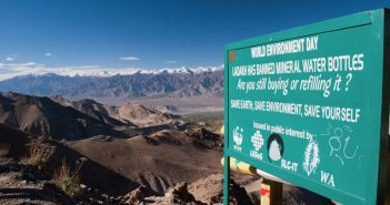 Responsible Travel in Ladakh