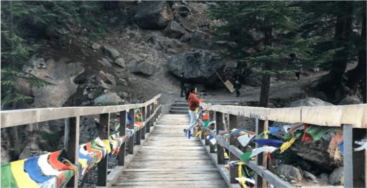 Bridges in Kinnaur Spiti