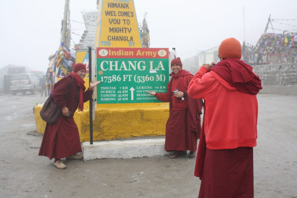 Monks too have Fun