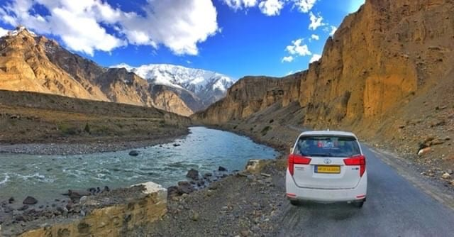 Taxi Drivers for Spiti Valley & Kinnaur Valley
