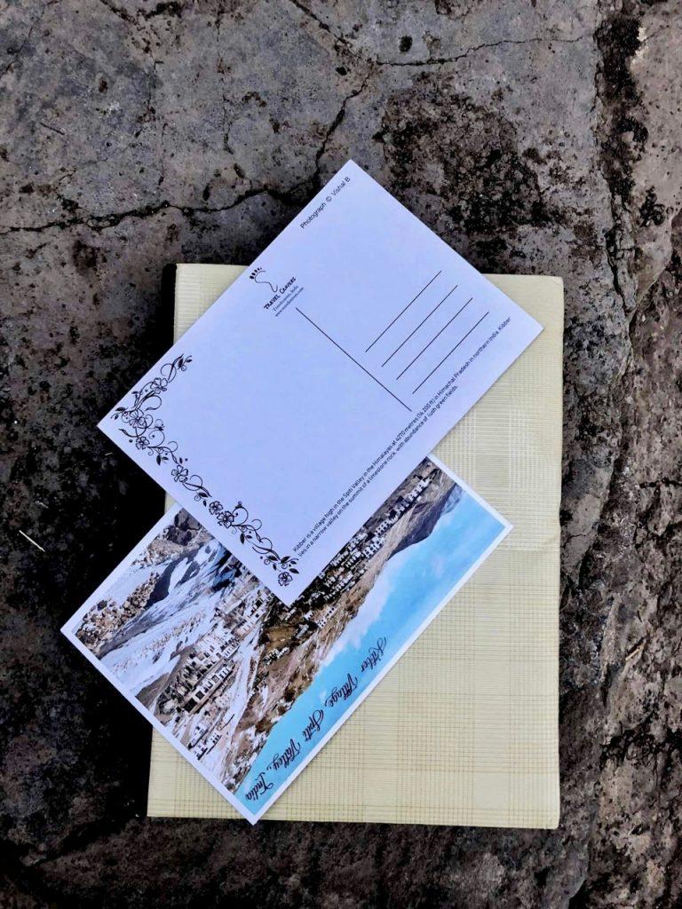 Send Post Cards from Hikkim