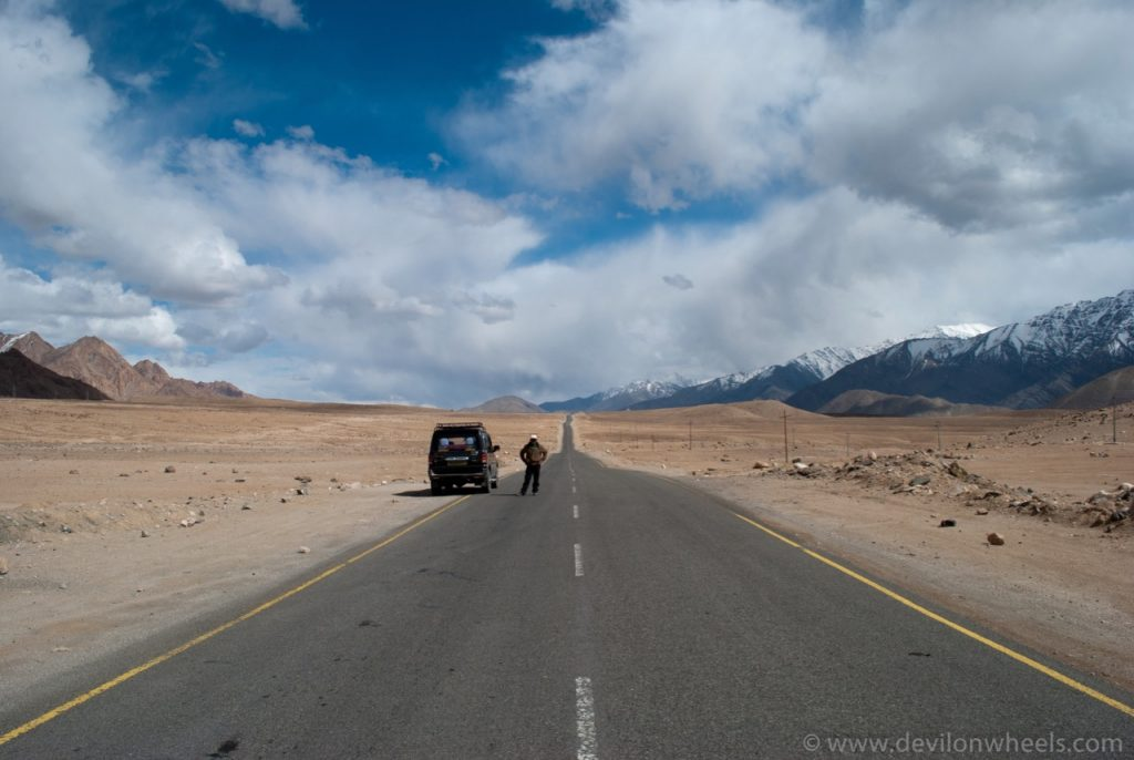Views on the way from Leh to Likir Monastery