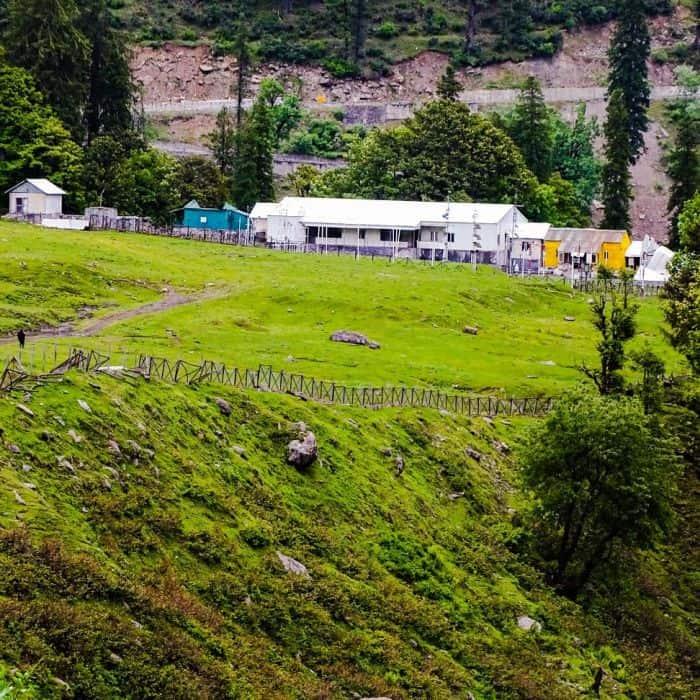 Weather Observatory Dhundi Himachal Pradesh