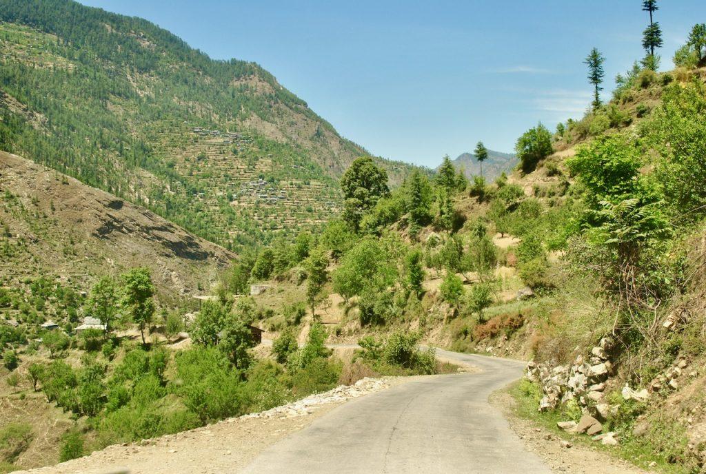 That road trip to Shangarh Village