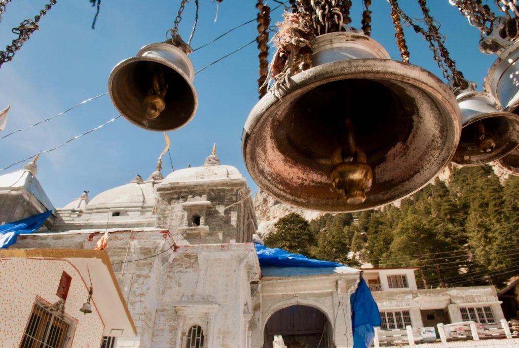 Gangotri Temple Inside