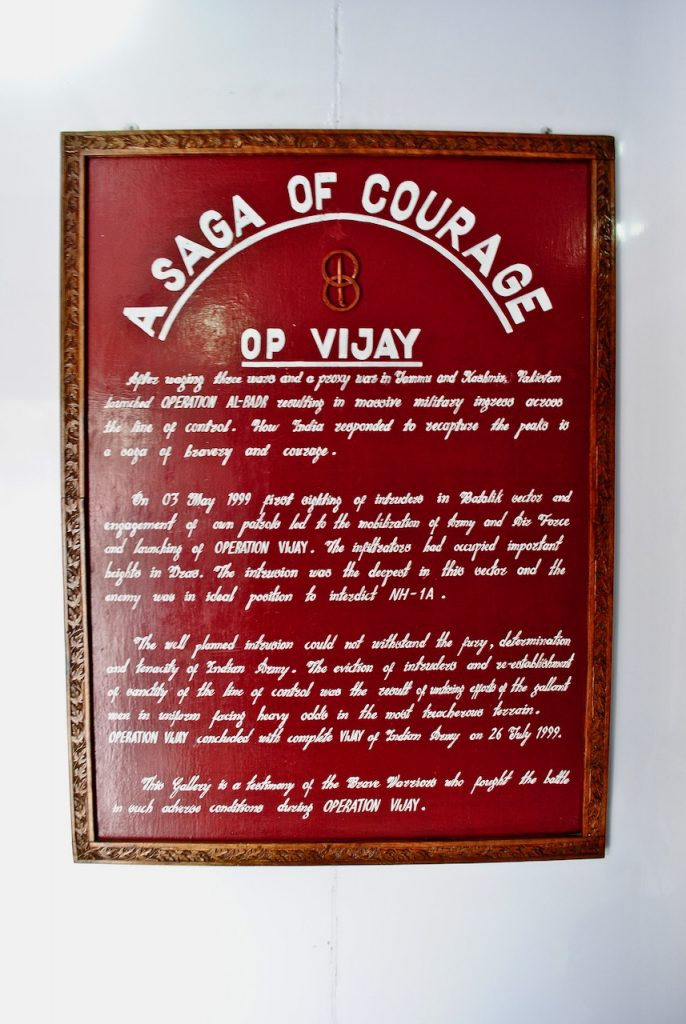Operation Vijay - A Saga of Courage