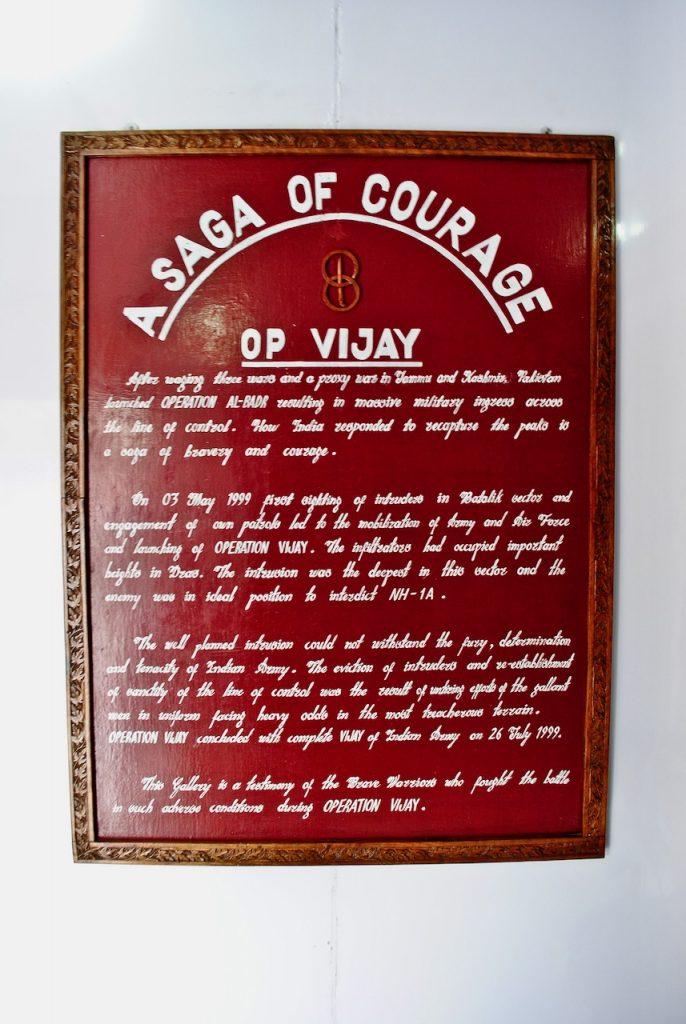 Operation Vijay - A Saga of Courage