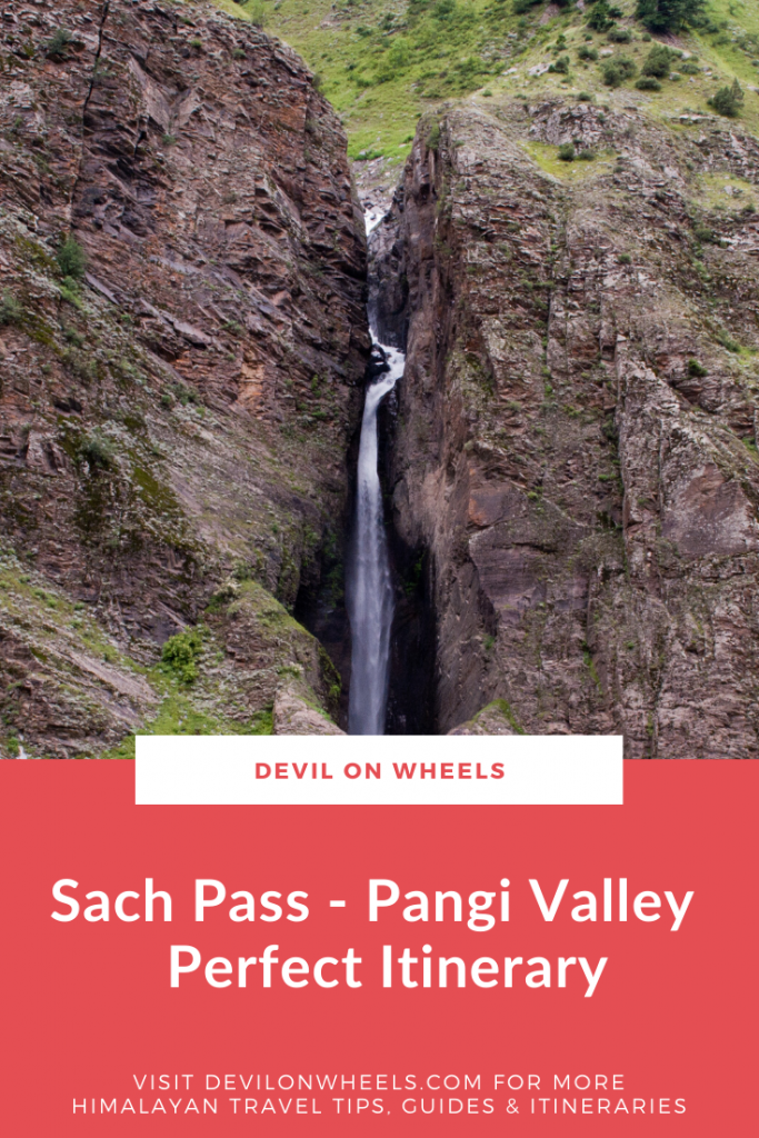 Perfect Itinerary for Sach Pass & Pangi Valley