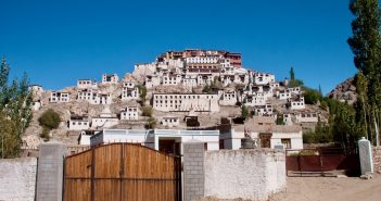 Thiksey Monastery near Leh – A Complete Travel Guide for Travelers