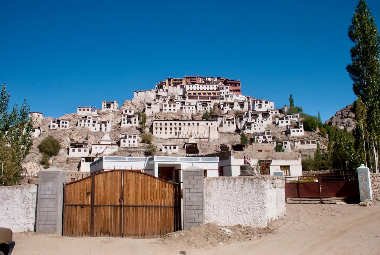 Thiksey Monastery Near Leh A Complete Travel Guide For