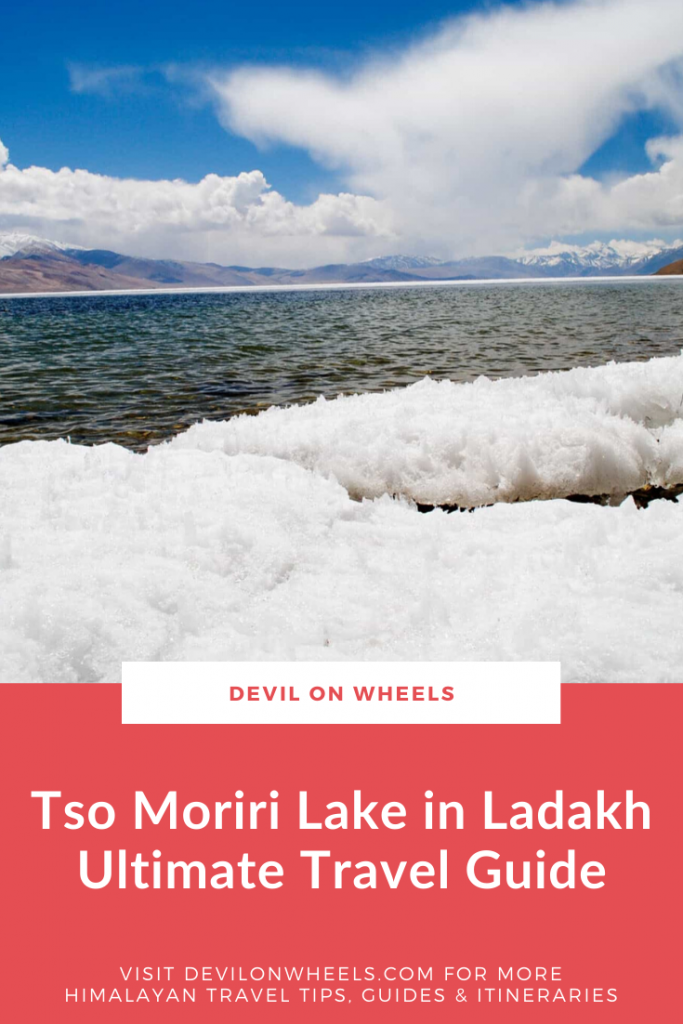 An ultimate travel guide of Tso Moriri Lake in Ladakh