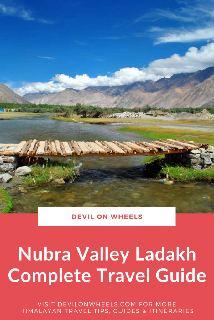 Complete Travel Guide of Nubra Valley in Ladakh