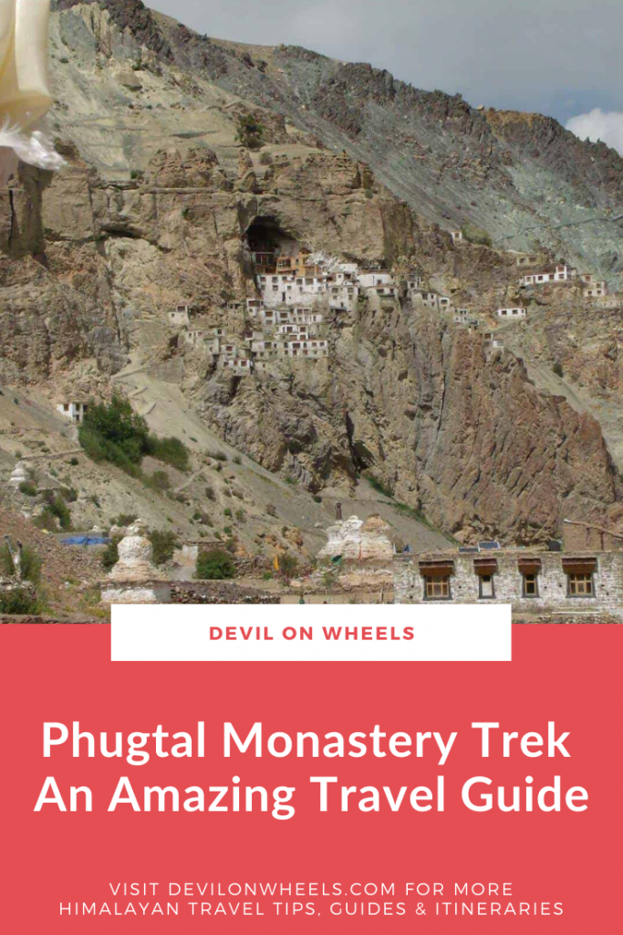 Trek to Phugtal Gompa - An Ultimate Travel Guide