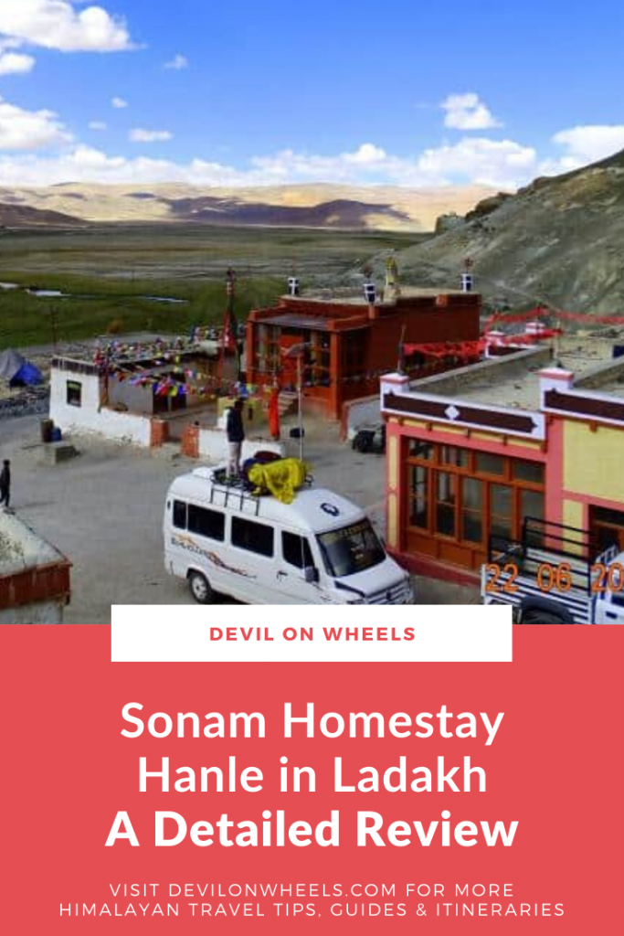 Sonam Guest House Hanle - A Detailed & Complete Review