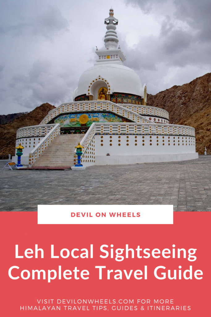 Travel Guide of Leh Local Sightseeing