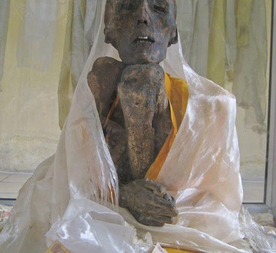 Giu Mummy in Spiti Valley