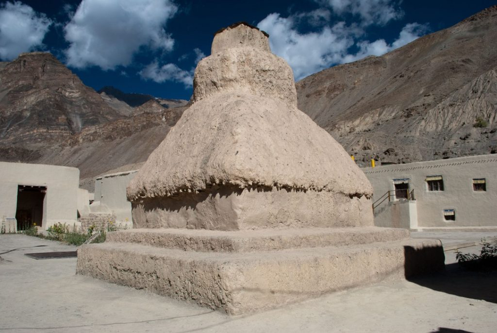 Tabo Monastery Outer Complex
