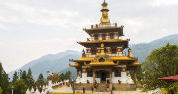 Khamsum Yulley Namgyal Chorten