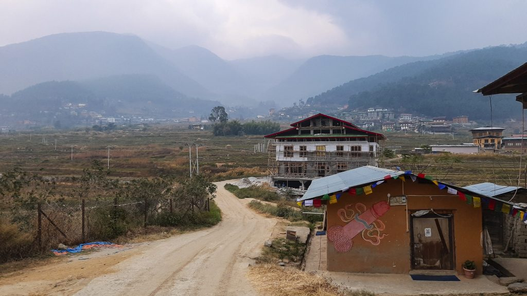 Views in Punakha