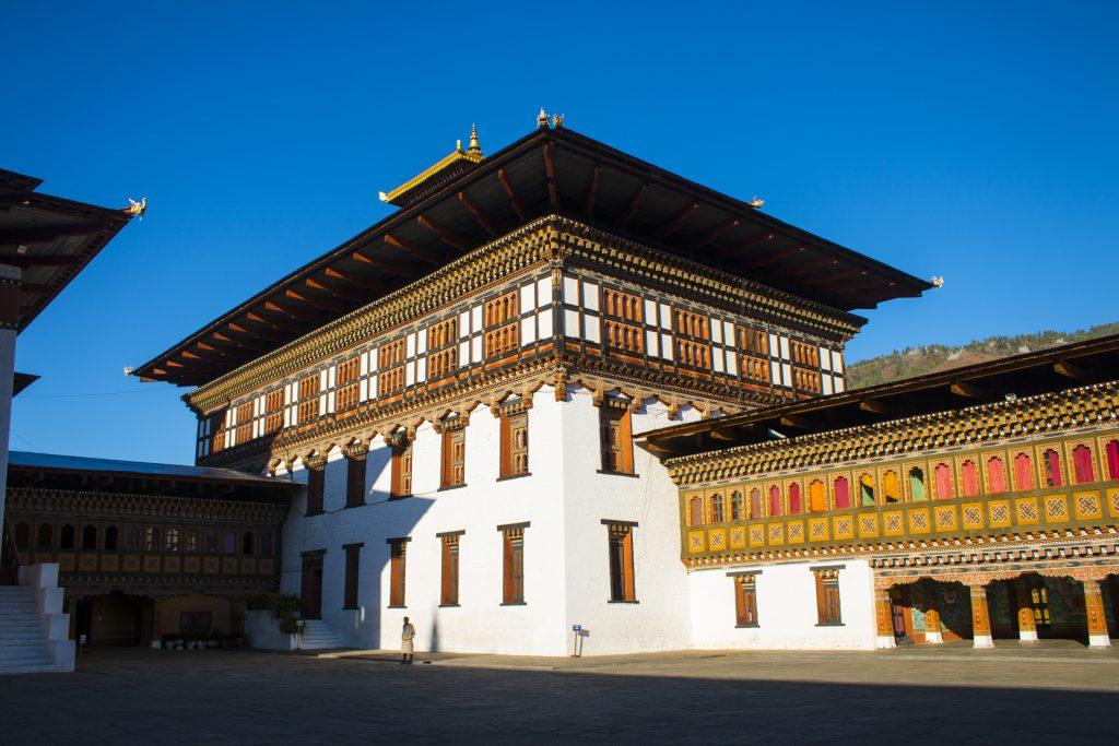 Tashichho Dzong Monastery - Thimpu