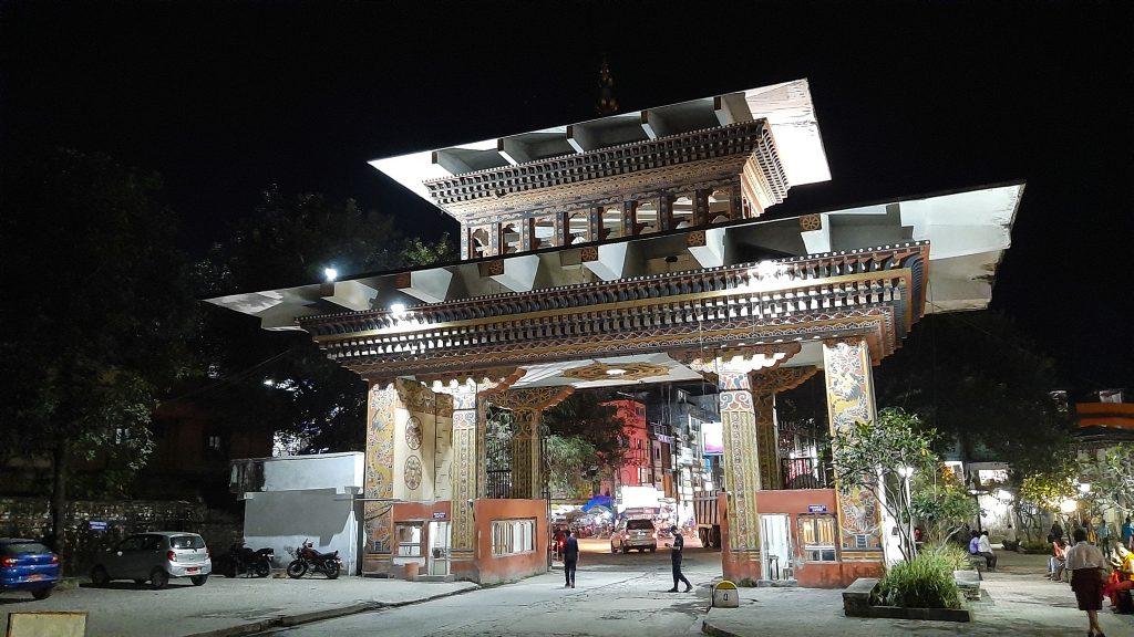 Zangtopelri Bhutan
