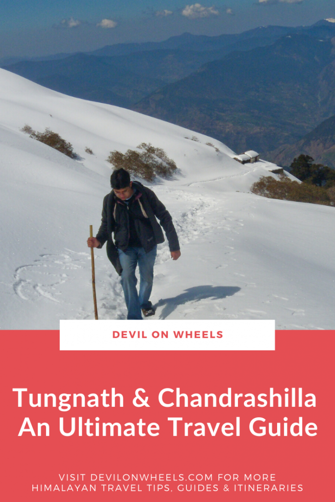 An ultimate travel guide of Tungnath & Chandrashilla Trek