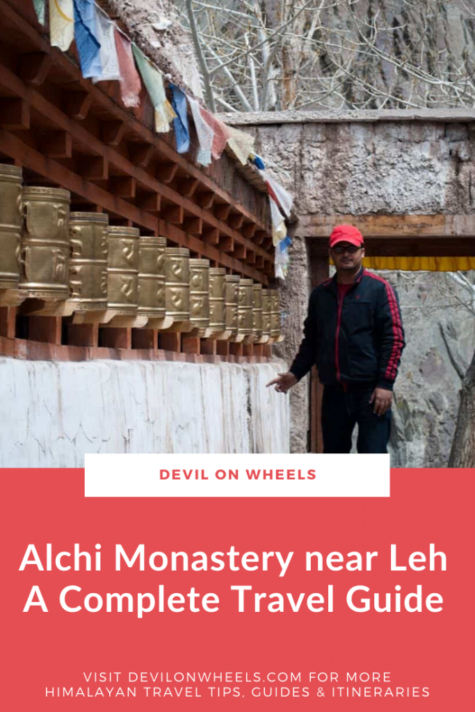 Alchi Monastery Travel Guide