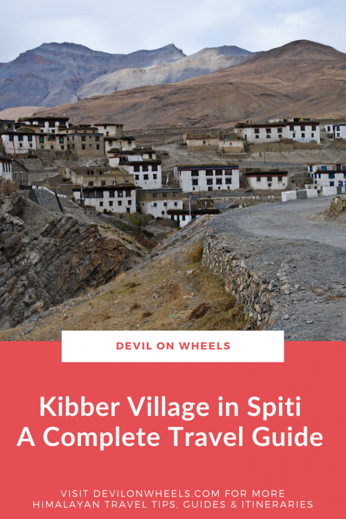Travel Guide for visiting Kibber in Spiti Valley