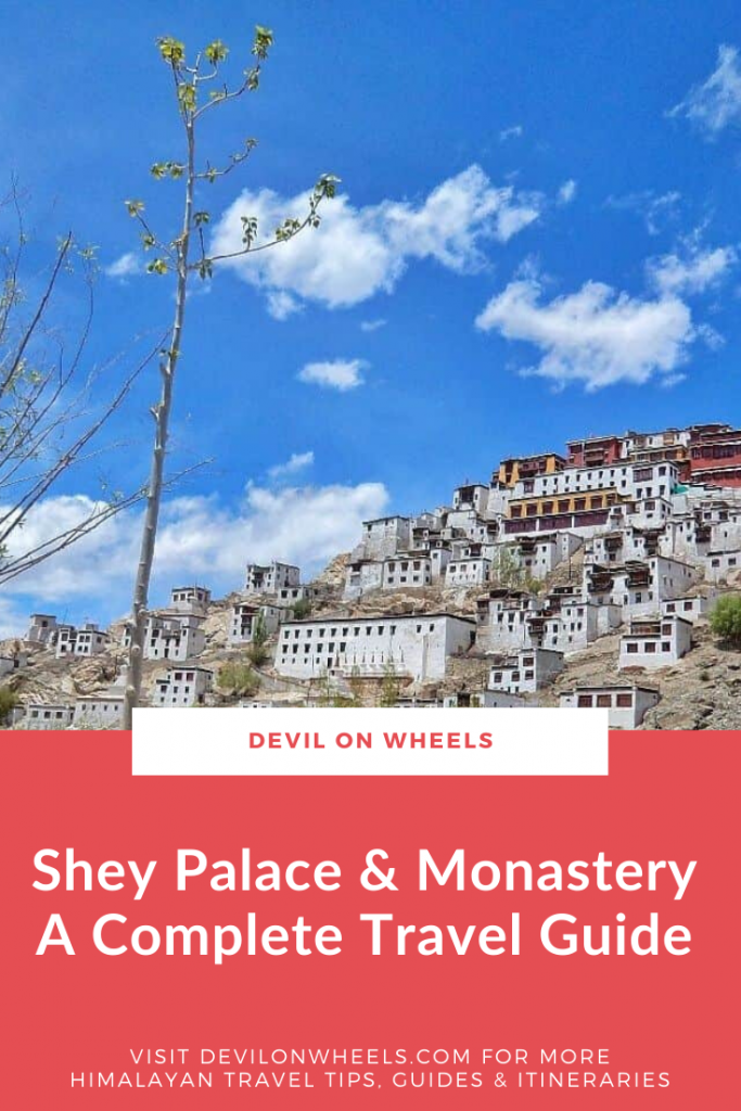 Shey Palace & Monastery - Travel Guide