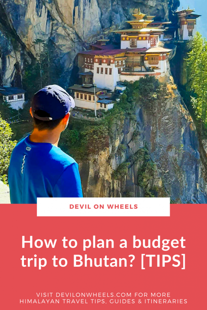 Budget Trip to Bhutan - Important Tips