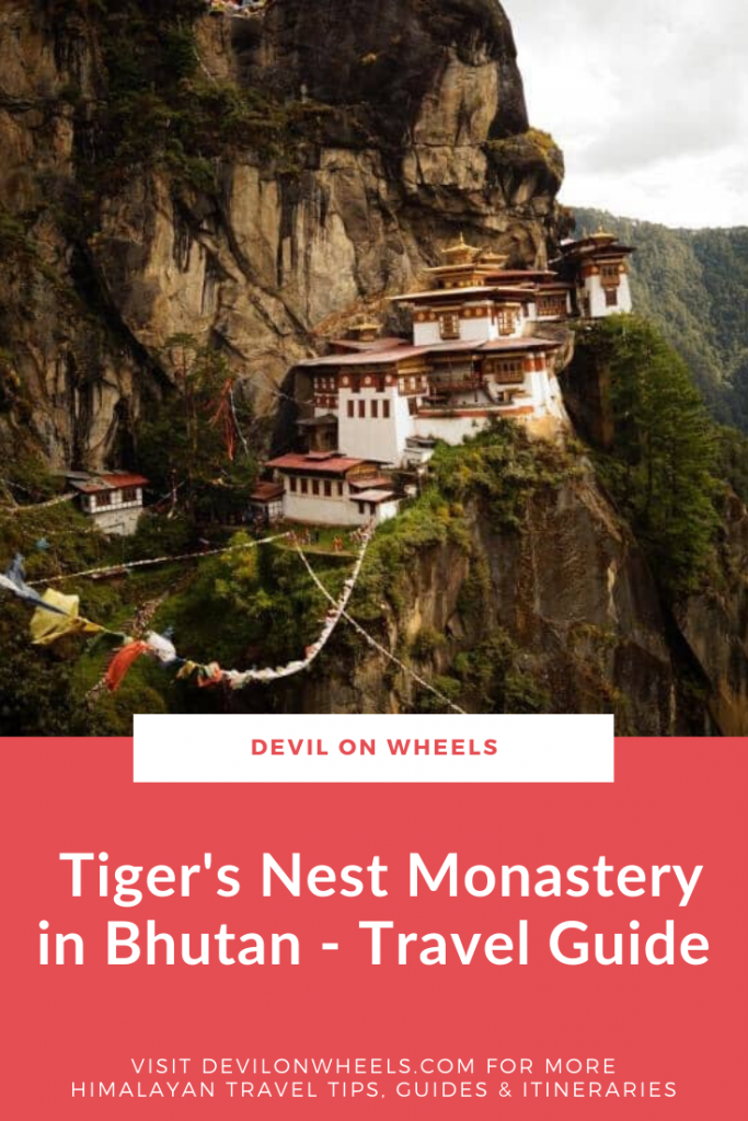 Hike to Tiger's Nest Monastery in Bhutan - Travel Guide