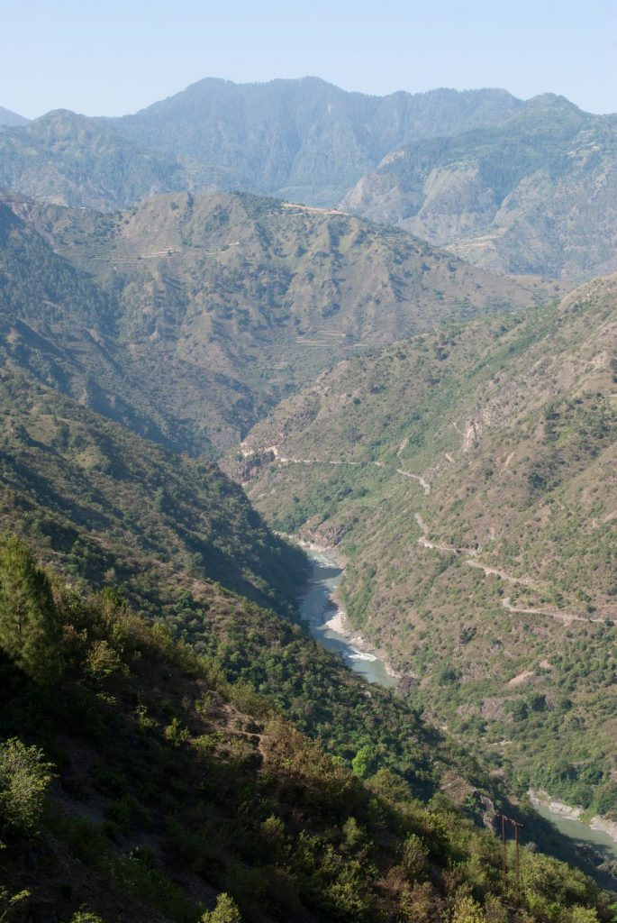 Pabbar Valley and Pabbar River