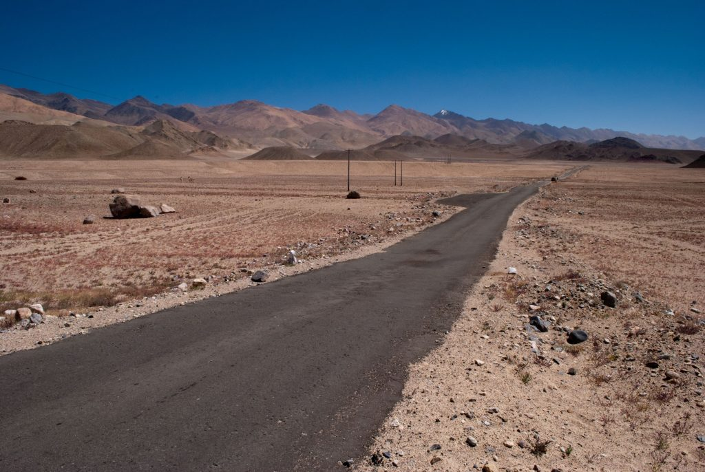 Magical... Roads of Changthang