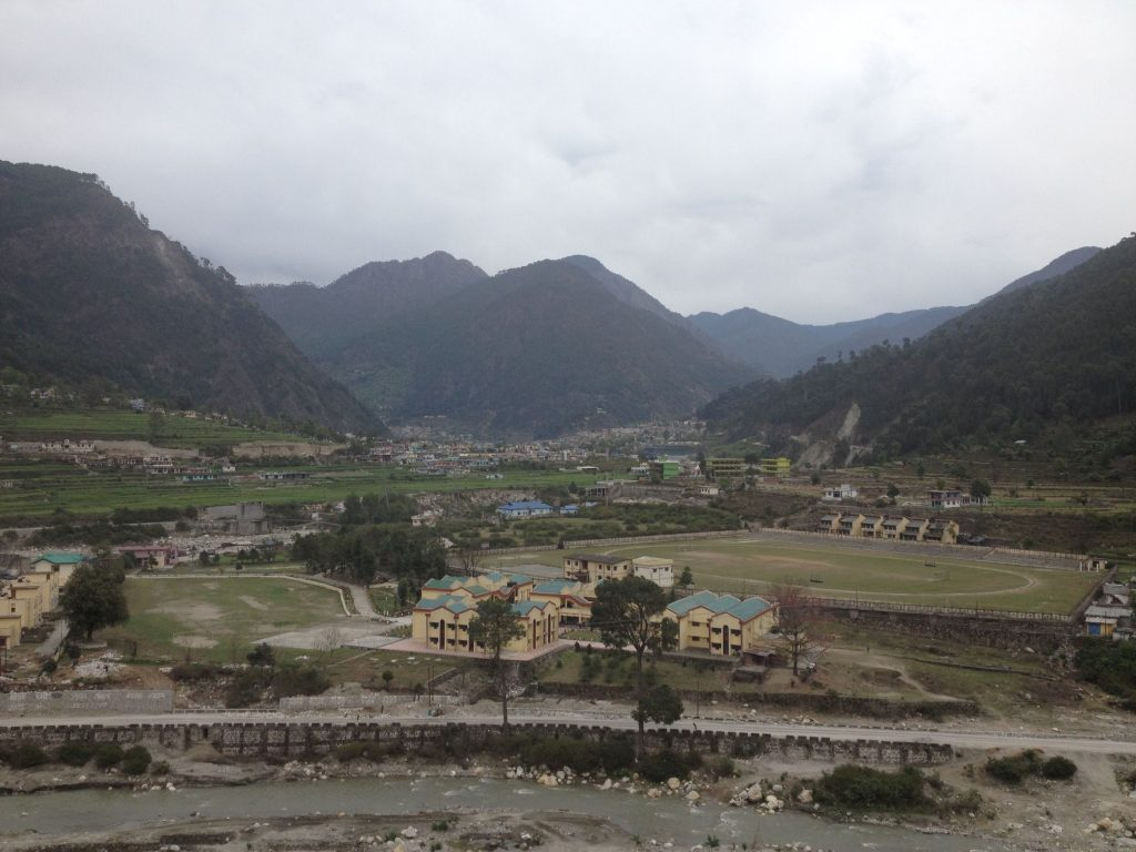 Views for days near Uttarkashi