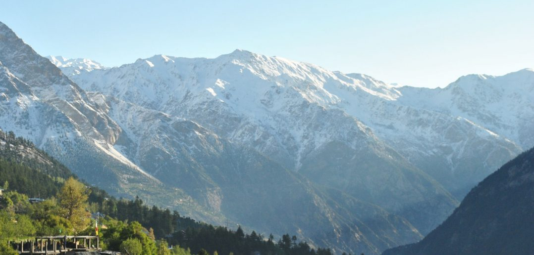 Kinnaur Valley Views from Kalpa