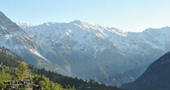 Kinnaur Valley Views from Kalpa