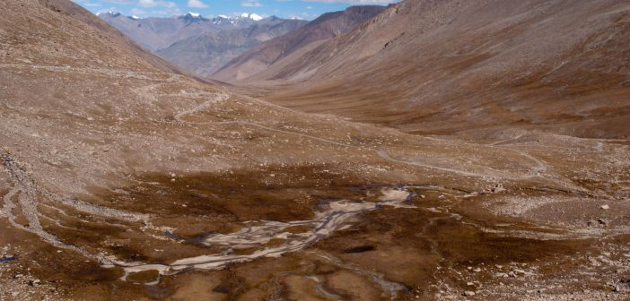 Lesser Known Routes of Ladakh - Wari La Pass