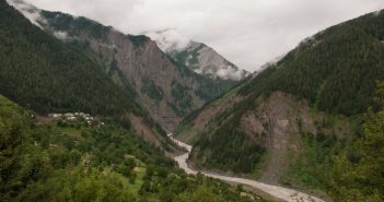 Sach Pass Trip - Pangi Valley