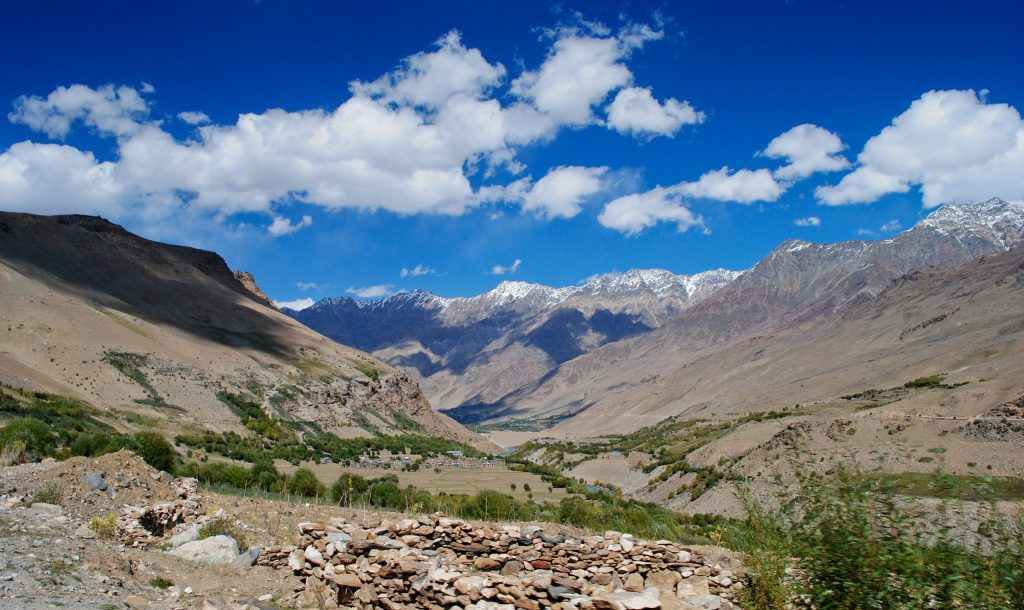 Majestic beauty of Suru Valley