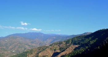 Views from Rajgarh