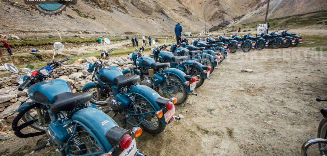 Manali to Leh - Ladakh Bike Tour