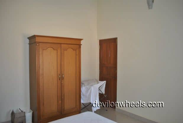Rooms in Ezue Bia Guest House at Candolim Beach in Goa